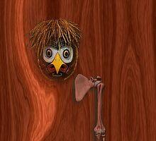 wood bruxo 3 by arteology