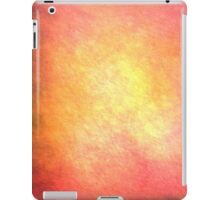 Abstract Sunrise iPad Case Cool Grunge Texture Vintage  iPad Case/Skin