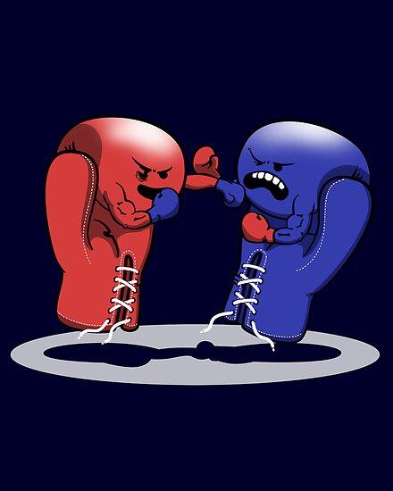 Boxing!! by J.C. Maziu