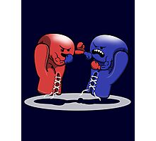 Boxing!! Photographic Print
