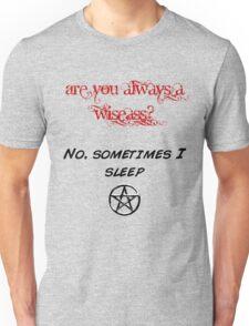 Dresden - Wiseass Unisex T-Shirt
