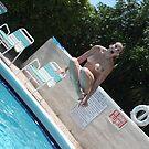 Jumping Topless - Jenni Black - Free Style by sandboxraw