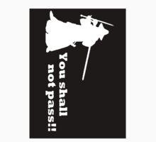 gandalf sticker by Mysterion27