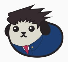 Mameshiba Phoenix Wright Ace Attorney Bean Dog Anime Japanese Videogame by MarioGirl64
