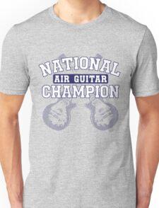 Air Guitar Unisex T-Shirt