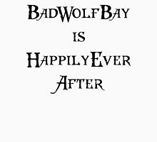 Dr. Who: Bad Wolf Bay Unisex T-Shirt