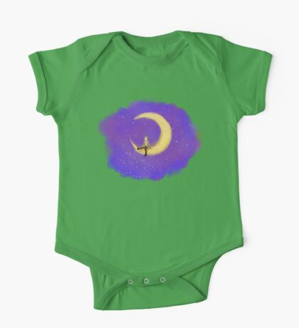 The Doctor and the Moon One Piece - Short Sleeve