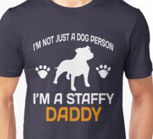 I'M A STAFFY DADDY Unisex T-Shirt