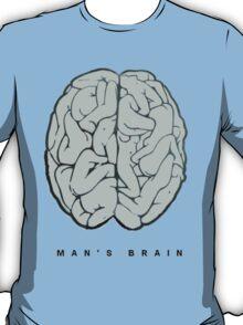 man's brain T-Shirt
