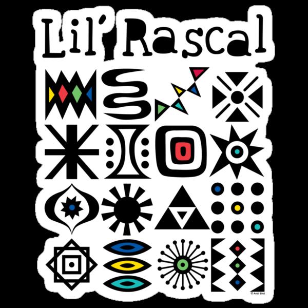 Lil' Rascal by Andi Bird