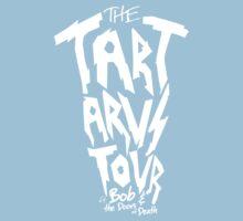 The Tartarus Tour (White Text) Kids Clothes