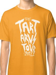 The Tartarus Tour (White Text) Classic T-Shirt