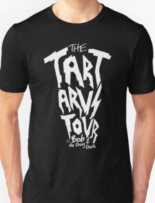 The Tartarus Tour (White Text) Unisex T-Shirt