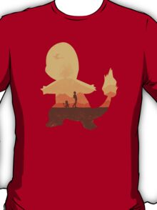 Red companion T-Shirt