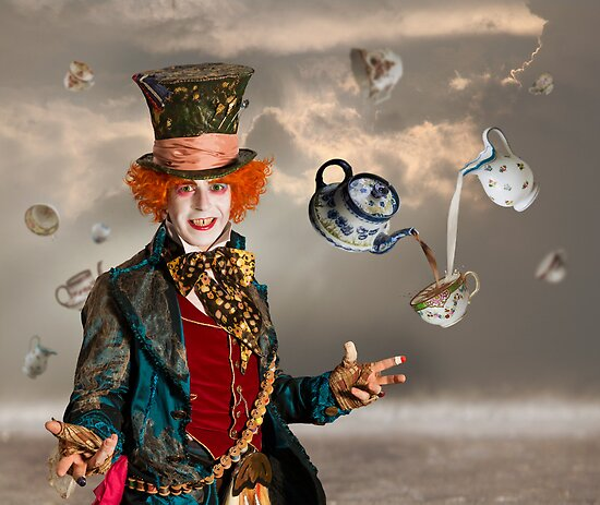 Mad Hatters Tea Party by Patricia Jacobs CPAGB LRPS BPE3