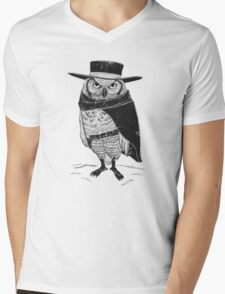 A Fistful of Feathers Mens V-Neck T-Shirt