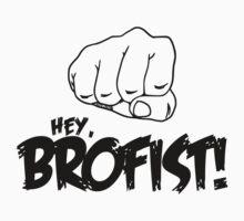 PewDiePie: Hey, Brofist by mutantrentboy