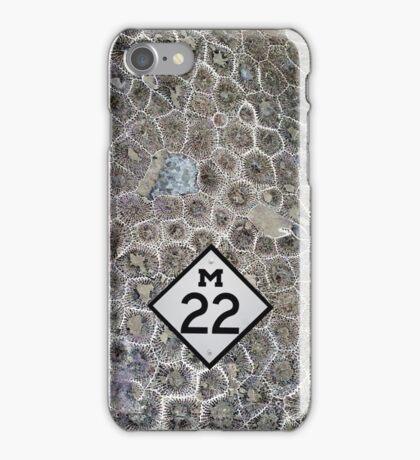 Petoskey Stone, M22, Pure Michigan iPhone Case/Skin