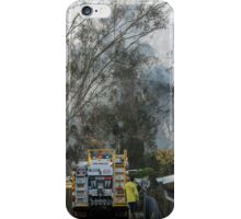 day at the fire iPhone Case/Skin