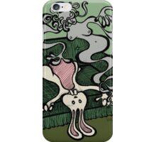 Teddy Bear And Bunny - Dream Girl iPhone Case/Skin