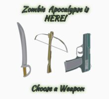 Choose a Weapon by Chavs88
