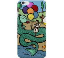 Teddy Bear And Bunny - The Seduction iPhone Case/Skin