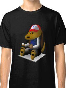 Baseball Dog Classic T-Shirt