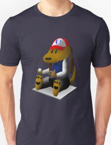 Baseball Dog Unisex T-Shirt