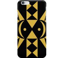 tribal pattern 3 iPhone Case/Skin