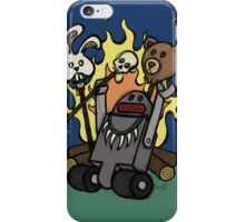 Teddy Bear And Bunny - Gone Native iPhone Case/Skin