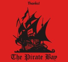 Thanks, Pirate Bay! Kids Clothes
