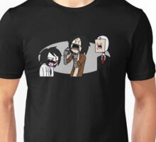 Creepypasta Funny Faces Unisex T-Shirt