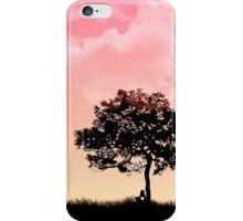 Spring Sunset iPhone Case/Skin