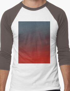 hollywood sunset - 2 Men's Baseball ¾ T-Shirt