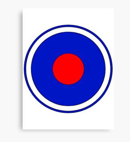2nd Infantry Division Canvas Print