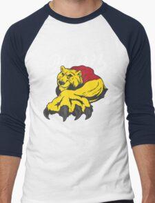 Winnie. Men's Baseball ¾ T-Shirt