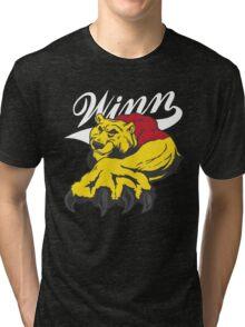 Winnie. Tri-blend T-Shirt