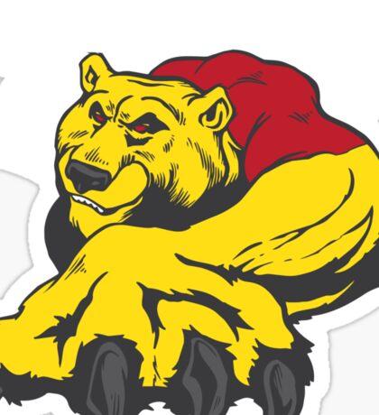Winnie. Sticker
