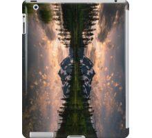 Picture Lake Awakening iPad Case/Skin