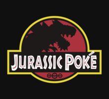 Jurassic Poke by pixelwolfie