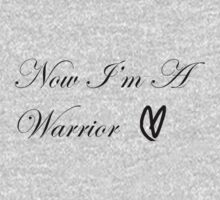 Warrior Heart One Piece - Short Sleeve