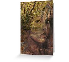 █ ♥ █ THE LOVE FOR NATURE INSIDE OF ME  █ ♥ █  Greeting Card
