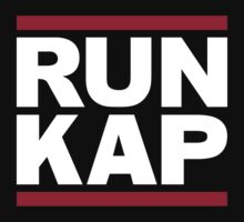 "San Francisco 49ers ""RUN KAP"" Design!  One Piece - Long Sleeve"