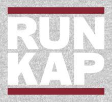 """San Francisco 49ers """"RUN KAP"""" Design!  Kids Clothes"""