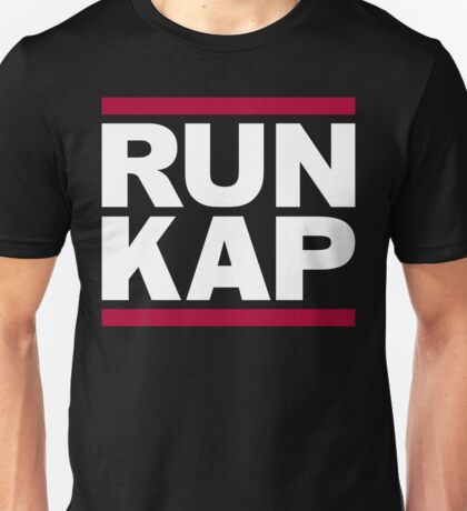 "San Francisco 49ers ""RUN KAP"" Design!  Unisex T-Shirt"
