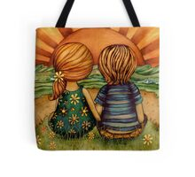 Sweethearts Tote Bag