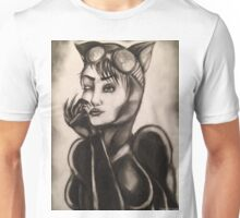 CATWOMAN T-SHIRTS AND STICKERS Unisex T-Shirt