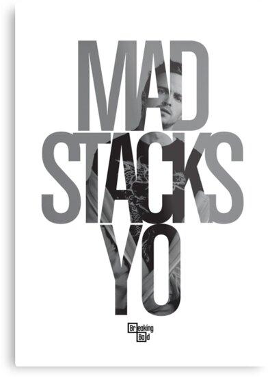 Mad Stacks Yo by coffeespoon