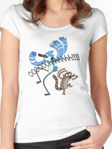reg show Women's Fitted Scoop T-Shirt