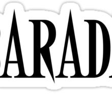 KLAATU BARADA NIKTO Sticker